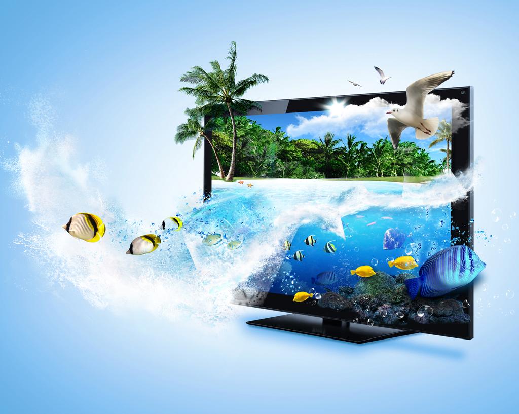 10 motivos para você ter uma TV HD