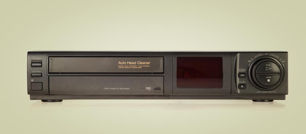 Nostalgia: você se lembra do Videocassete