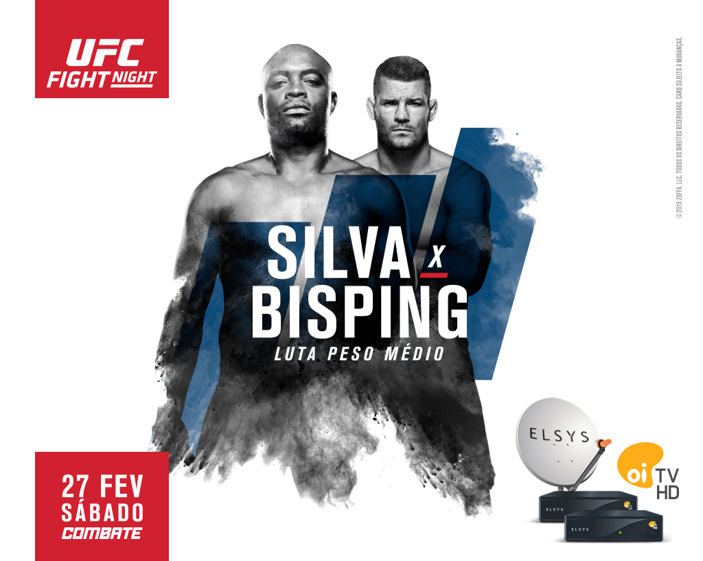 UFC no canal combate