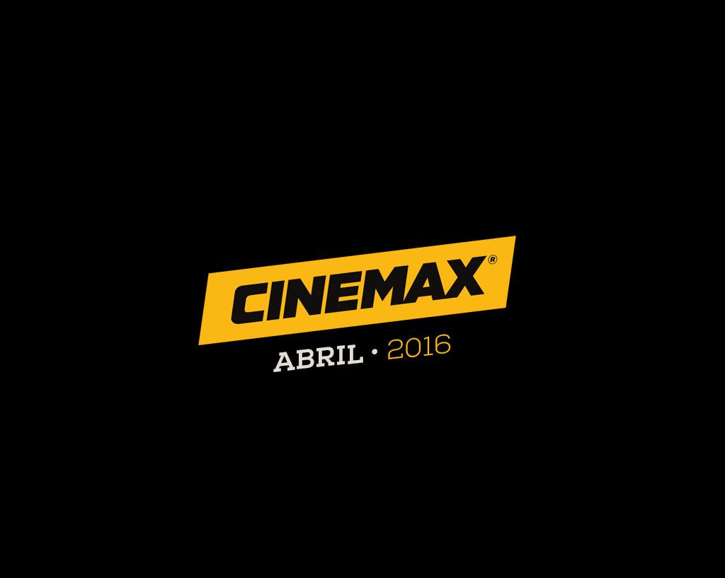 Destaques na programação do Cinemax em abril