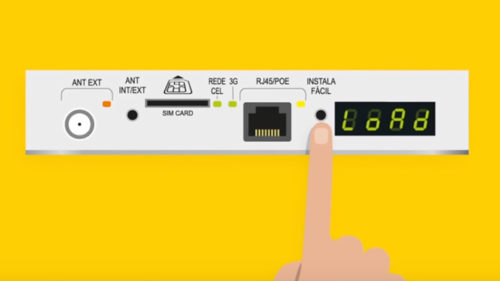 Como instalar o Link 3G Elsys passo 3