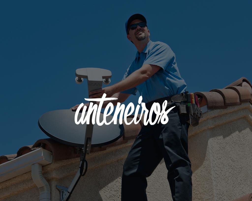 Oi TV Lança Oferta Anteneiros