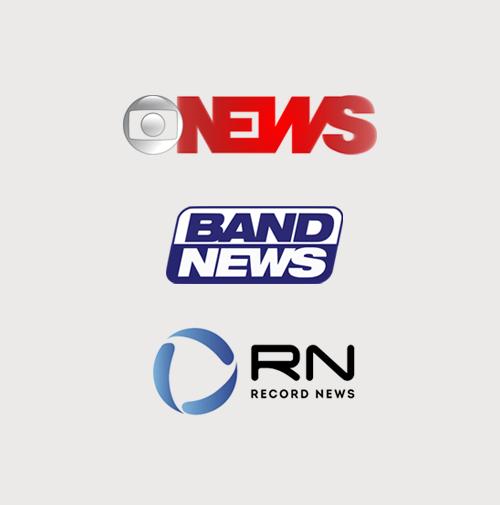Quais os principais canais de notícias da Oi TV