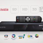Conheça a grade de canais do Receptor Elsys Satmax HD