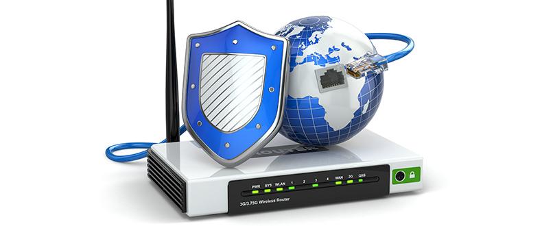 Mantenha sua rede segura e livre-se dos ladrões de sinal