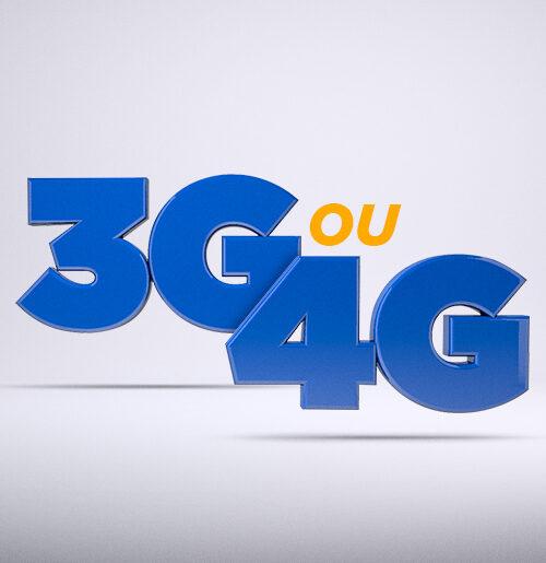 Diferenças entre tecnologias 3G e 4G