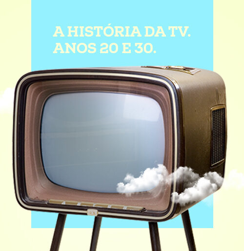 A história da TV – Anos 20 e 30