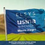 Elsys faz parceria para levar conectividade ao campo