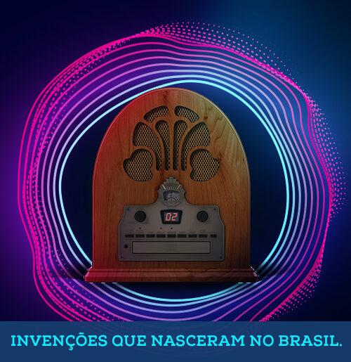 Invenções que nasceram no Brasil