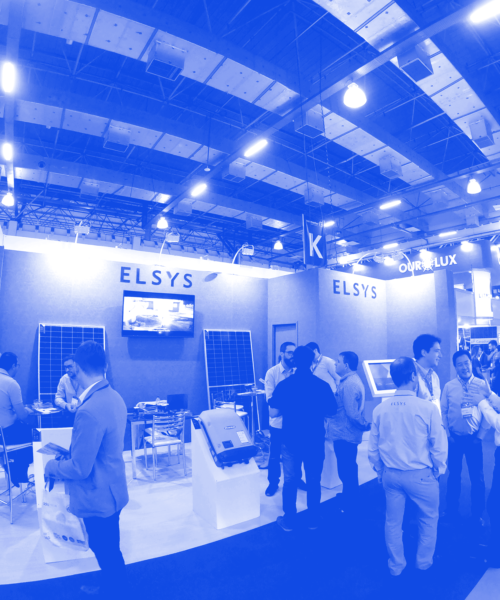 estande elsys na intersolar