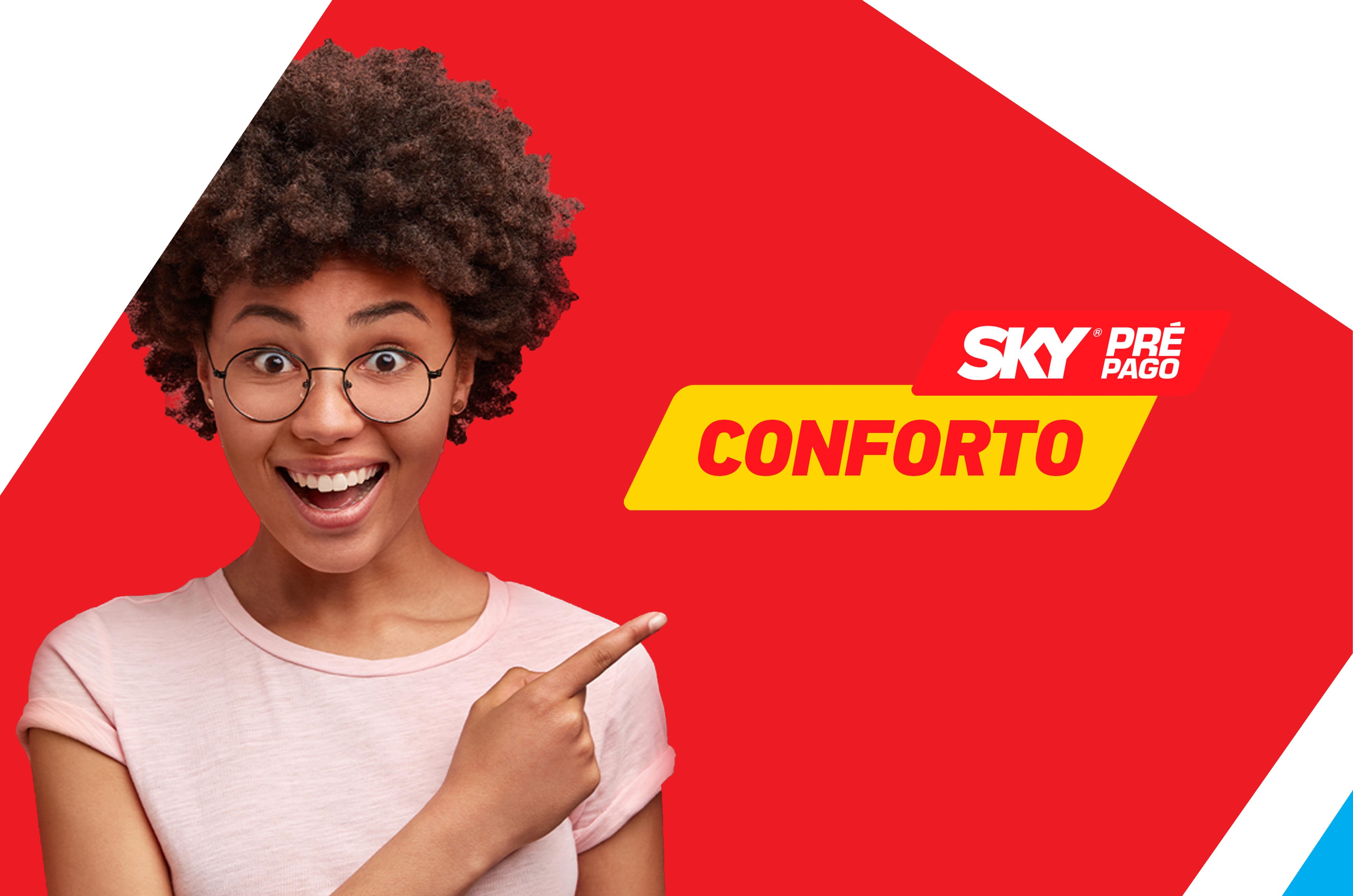 Sky Pré Pago como funciona